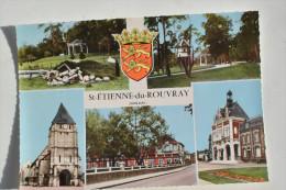 ST ETIENNE DU ROUVRAY  5 VUES - Saint Etienne Du Rouvray