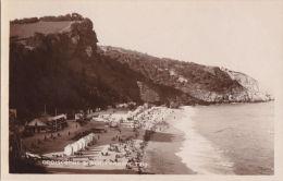 TORQUAY -ODDISCOMBE BEACH. BATHING HUTS - Torquay