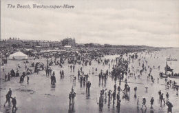 WESTON SUPER MARE - THE BEACH. ANIMATED. - Weston-Super-Mare