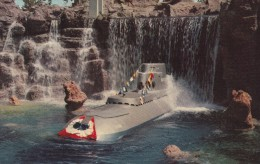 C P A-C P S M---THEME---DISNEY---submarine Falls--voir 2 Scans - Disneyland