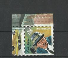 104..Hungary 2015. Frank Sinatra Singer Was Born 100 Years Ago Solo Pc - MNH - Unused Stamps