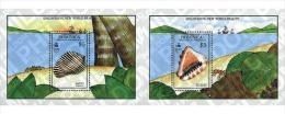 Ref. 52475 * MNH * - DOMINICA. 1990. SHELLS . CONCHAS
