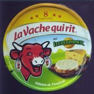 De 2015 - Etiquette LA VACHE QUI RIT - Impression Directe Sur Couvercle - N° 76017778 - - Käse