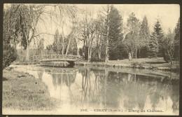 CIREY Etang Du Château (Pierson Gall) Meurthe & Moselle (54) - Cirey Sur Vezouze