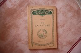 Les Classiques Pour Tous (lucrece De La Nature) - Livres, BD, Revues