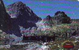 Slovaquie 1999,Slovak Telecom Chip, 1/99,Hautes Tatras - Chalet De Brigand ,used - Slovakia