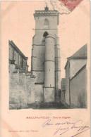 Carte Postale Ancienne De MAILLY-LA-VILLE - Autres Communes