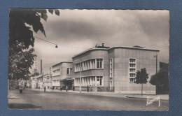 94 VAL DE MARNE - CP ANIMEE MAISONS ALFORT - LE NOUVEAU GROUPE SCOLAIRE - LA PHOTOMECANIQUE - EDITIONS D'ART RAYMON 492 - Maisons Alfort