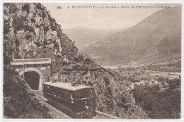 PIERREFITTE - Le Tunnel - Route De Pierrefitte A Cauterets  - Tramway (77624) - France