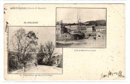 SAINT-BRIEUC (22) - Cale De Radoub Au Légué - La Vieille Route Qui Descend Au Légué - Ed. Coll. E. Harmonic - Saint-Brieuc