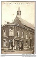 JEMEPPE - SUR - MEUSE ..-- Temple D´Antoine Le Guérisseur . MUNO . 1908 Vers EPOYE . Voir Verso . - Seraing