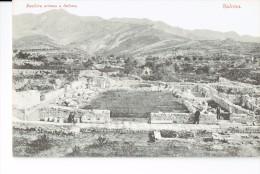 CROAZIA - VINTAGE POSTCARD SALONA - BASILICA URBANA (NEAR SOLIN - NOT SHINING NEW NR. 1770-1908 REGRE580 PERFECT - Croatie