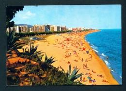 SPAIN  -  Calella De Mar  Used Postcard As Scans - Other