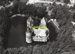 ORIGINELE FOTO LUCHTOPNAME 1950's PONCIN ** BEERSEL CHATEAU KASTEEL ** PHOTO ORIGINALE 1950's VUE AERIENNE  PONCIN - Orte