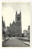 CPA - BERCHEM - St Hubertuskerk  // - St-Agatha-Berchem - Berchem-Ste-Agathe