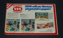 Publicité De 1978 Sur Les Jouets Playmobil - Collections