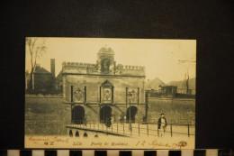 CP, 59, LILLE Porte De Roubaix N° 63 Ecrite En 1905 - Lille