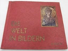 """Jasmatzi/Constantin """"Die Welt In Bildern"""" Album 4 / Deutsche Technik - Cigarette Cards"""