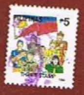 FILIPPINE (PHILIPPINES) - SG 3210 -  1999  SAVINGS BANK  STAMP OF  1995 - USED° - Filippine