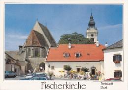 CPM Fischerkirche Freistadt Rust Am Neusiedlersee - Neusiedlerseeorte
