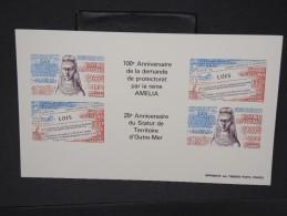 WALLIS Et FUTUNA - Epreuvre - Superbe - Lot N° 6208 - Unused Stamps