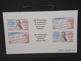WALLIS Et FUTUNA - Epreuvre - Superbe - Lot N° 6209 - Unused Stamps