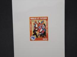 WALLIS Et FUTUNA - Epreuvre - Superbe - Lot N° 6213 - Unused Stamps