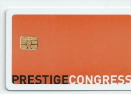 HOTEL PRESTIGE CONGRESS, Llave Clef Key Keycard Karte - Hotel Labels