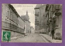 St-MIHIEL - Rue De L'Hôtel De Ville - - Saint Mihiel