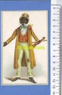 IMAGE CHROMO BOUILLON CIBILS **  NEGRE NEGRO HOMME NOIR BLACK MAN - Trade Cards