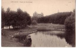 CABOURG: Les Sables, Façade Sur La Campagne - Cabourg