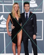 Adam Levine - 0006 - Glossy Photo 8 X 10 Inches - Berühmtheiten