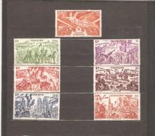 INDOCHINE POSTE AERIENNE   LOT  N° 39/45    NEUF* - Indochine (1889-1945)