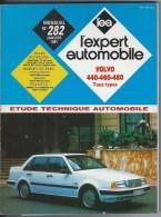 L'Expert Automobile ,Volvo 440,460,480 - Auto