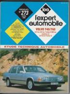 L'Expert Automobile ,Volvo 740,760 - Auto