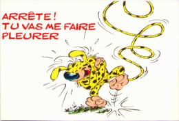 Marsupilami - Arrête ! Tu Vas Me Faire Pleurer - Stripverhalen