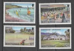 Montserrat 1986 - Turismo Tourism MNH ** - Montserrat