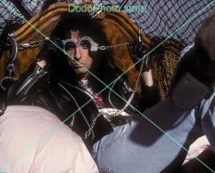 Alice Cooper - 0147 - Glossy Photo 8 X 10 Inches - Célébrités