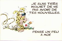 Marsupilami - Je Suis Très Inquiet De Ne Pas Avoir De Tes Nouvelles - Pense Un Peu à Moi ! - Fumetti
