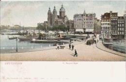 AMSTERDAM 18 PR HENDRICK KADE   1905 - Amsterdam