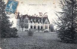 (16) Sègonzac - Le Moulin - 2 SCANS - France