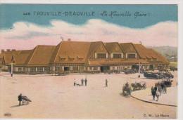 Trouville-Deauville - La Nouvelle Gare - Trouville