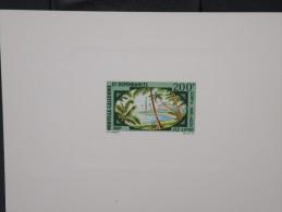 NOUVELLE CALEDONIE - Epreuvre - Superbe - Lot N° 6258 - Sin Dentar, Pruebas De Impresión Y Variedades