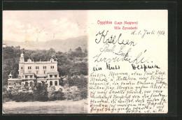 Cartolina Oggebbio, Villa Zeruudachi - Autres Villes