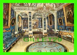 MONACO - PALAIS DE S.A.S. LE PRINCE DE MONACO - SALON BLEU DE STYLE LOUIS XIV - - Palais Princier