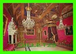 MONACO - PALAIS DE S.A.S. LE PRINCE DE MONACO - SALLE DU TRÔNE, FRESQUE D'ORAZIO FERRARI - - Palais Princier