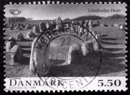 Denmark 2008   Minr.1495  (O) Burial Mound ( Lot  B 819 ) - Denmark
