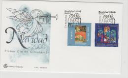 EP324//  - SPANIEN - Weihachten (Christmas) 2000, Religiöse Motive - 1931-Heute: 2. Rep. - ... Juan Carlos I