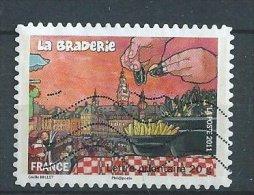 France Oblitéré - € - Lettre Prioritaire 20g La Braderie - France