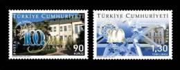 2011 TURKEY 100TH YEAR OF YILDIZ TECHNICAL UNIVERSITY MNH ** - Nuevos